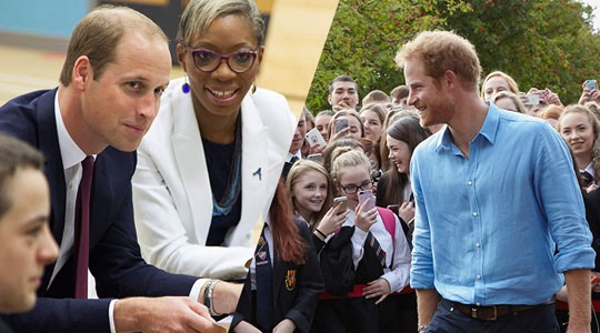 Duke of Cambridge Prince Harry Legacy Award
