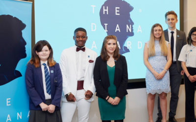 THE DIANA AWARD ANNOUNCES EXPANSION OF THEIR IMPACTFUL PEER-LED ANTI-BULLYING AND MENTORING PROGRAMMES