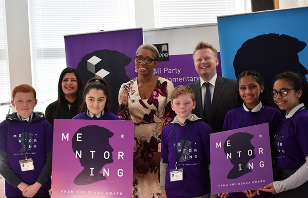 120 MENTORS PLEDGED FOR DIANA AWARD 'MENTOR ME' CAMPAIGN AT BIRMINGHAM EVENT SPEARHEADED BY PREET GILL MP