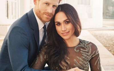 YOUNG PEOPLE WHO ARE CHANGING THE WORLD IN MEMORY OF PRINCESS DIANA INVITED TO PRINCE HARRY AND MS. MEGHAN MARKLE'S WEDDING CELEBRATIONS