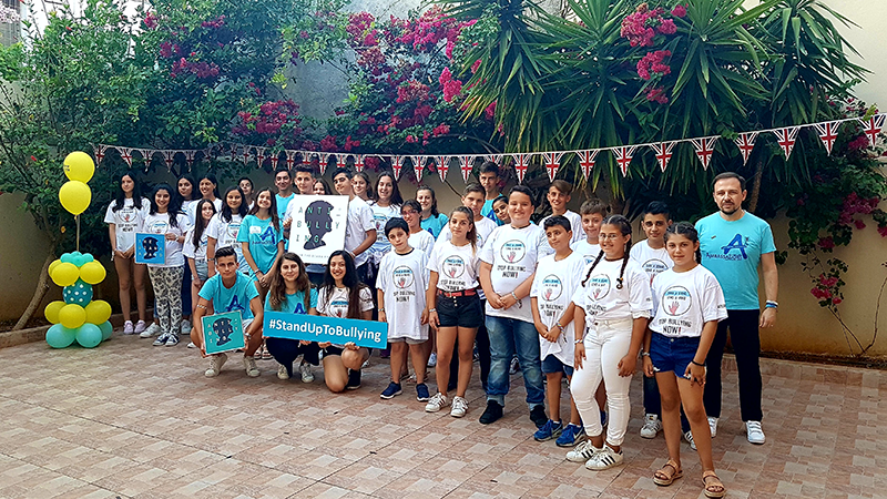How Crete Celebrated Stand Up To Bullying Day