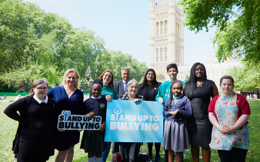 New YouGov research reveals that bullying doesn't stop after school