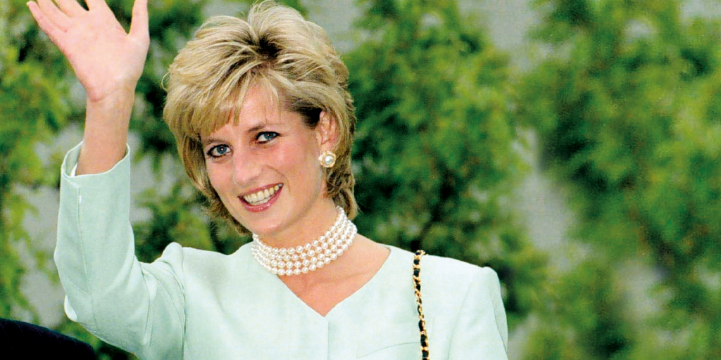 Remembering Princess Diana On Her Anniversary