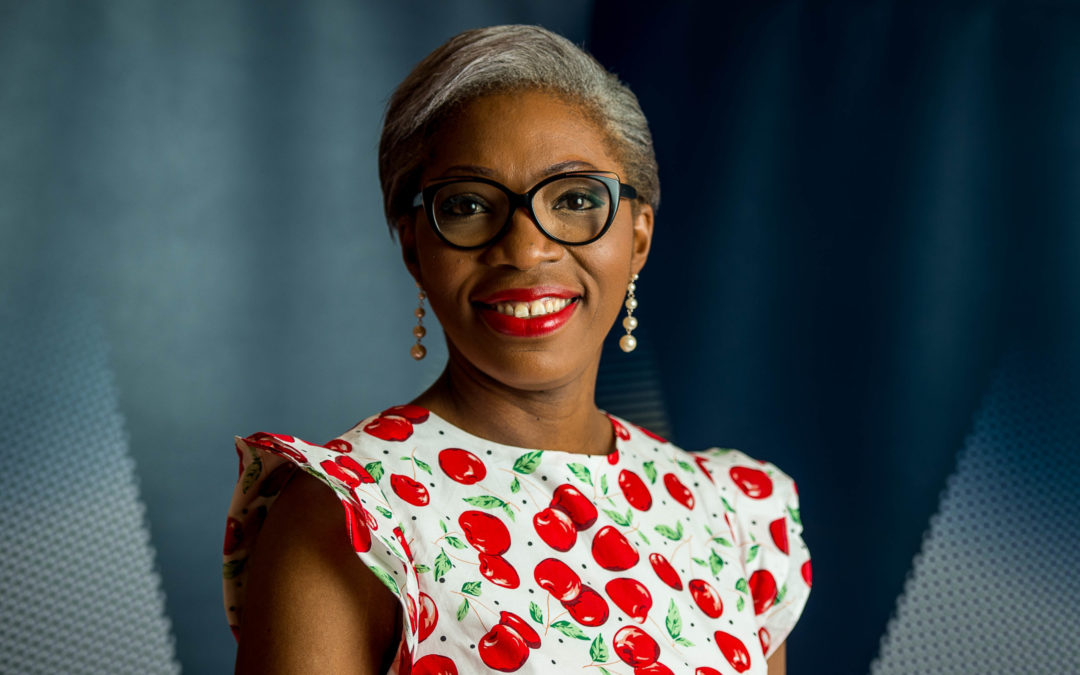 Tessy Ojo Awarded CBE for Services to Children and Young People