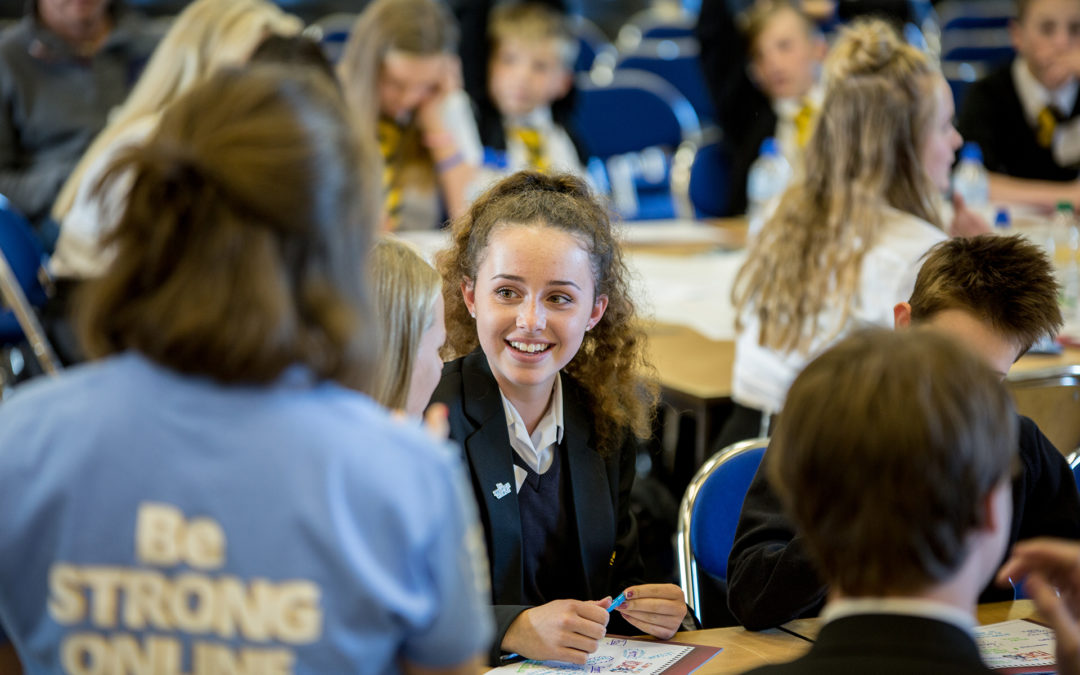 Peer-led digital resilience module from The Diana Award named one of the world's most inspiring innovations in education
