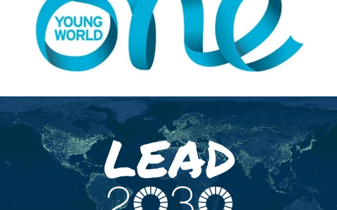 Lead 2030: #SDGs Prize Fund for Young Leaders